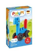 PolyM PolyM- cars n creatures