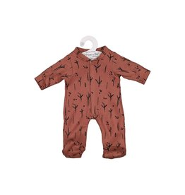 Burrow & Be Burrow & Be - Clay Sticks & Stones Doll Jumpsuit 38cm