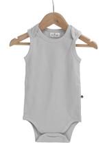 Burrow & Be Burrow & Be - Singlet Onesie Grey Size 00
