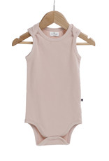 Burrow & Be Burrow & Be - Singlet Onesie Dusty Rose Size 0