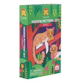 Tiger Tribe Tiger Tribe - Hidden Pattern Set Animals