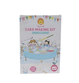 Tiger Tribe Tiger Tribe - Card Making Kit (Party)