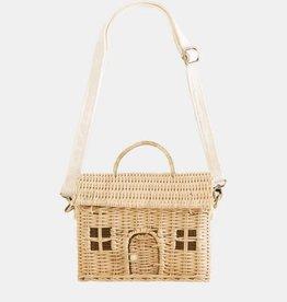 Olli Ella Olli Ella - Casa Bag Straw