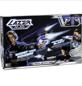 Silverlit Silver Lit - Lazer Mad Dual Black Opps