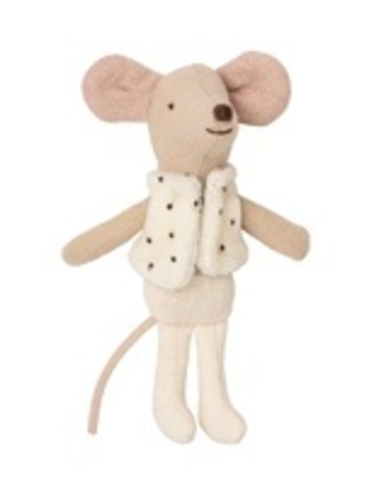 Maileg Maileg - Dancer Little Brother Mouse In Box