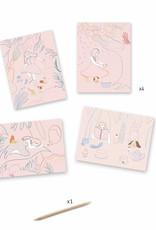 Djeco Djeco - The Picnic Scratch Cards