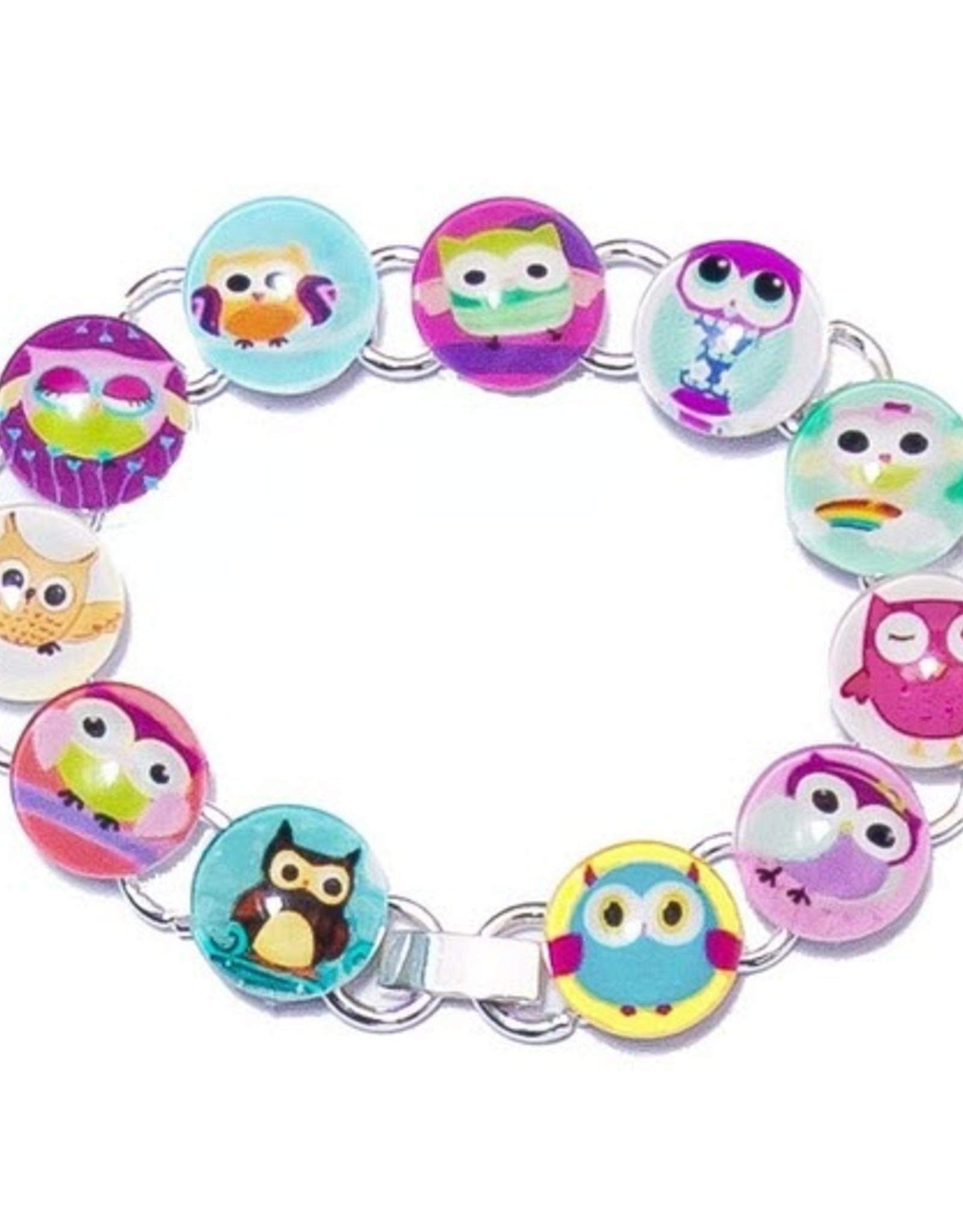 Huckleberry Huckleberry - Bracelet Set Owl