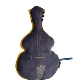 Moulin Roty Moulin Roty - Moustaches Double Bass Cushion