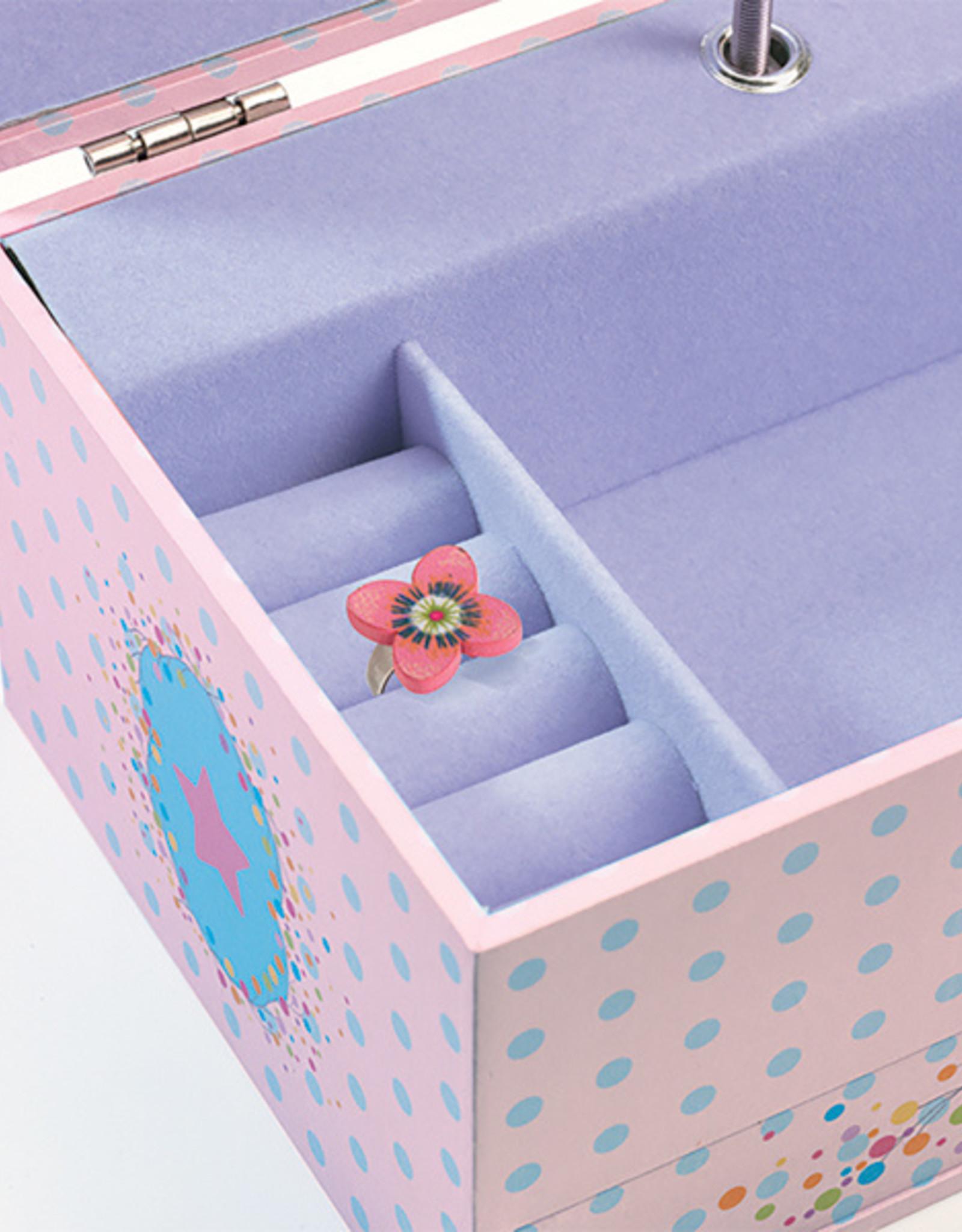 Djeco Djeco - The Ballerina's Tune Music Box