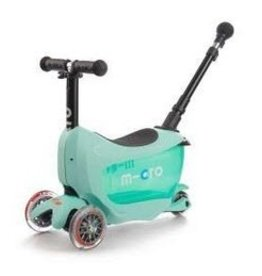 Micro Scooter Micro Mini2Go Deluxe Plus Scooter -  Mint