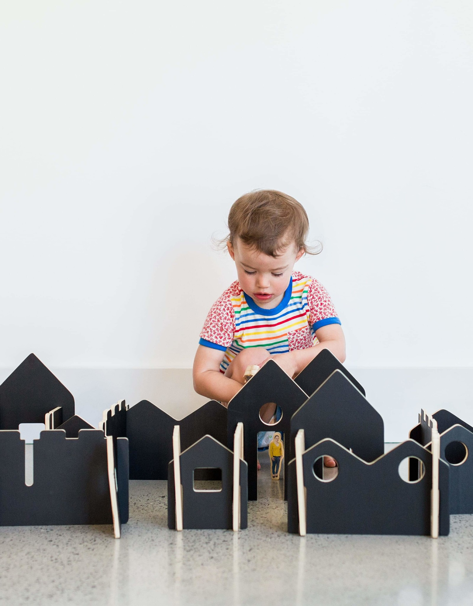 The Speckled Frog Happy Architect Create And Play