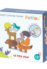 Le Toy Van Petilou - Forest Tower Stacker