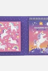 Tiger Tribe Tiger Tribe - Colouring Set Unicorn Magic