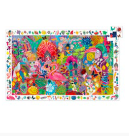 Djeco Djeco - Observation Puzzle Rio Carnaval 200pce