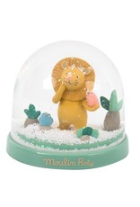 Moulin Roty Moulin Roty - Lion Snow Globe