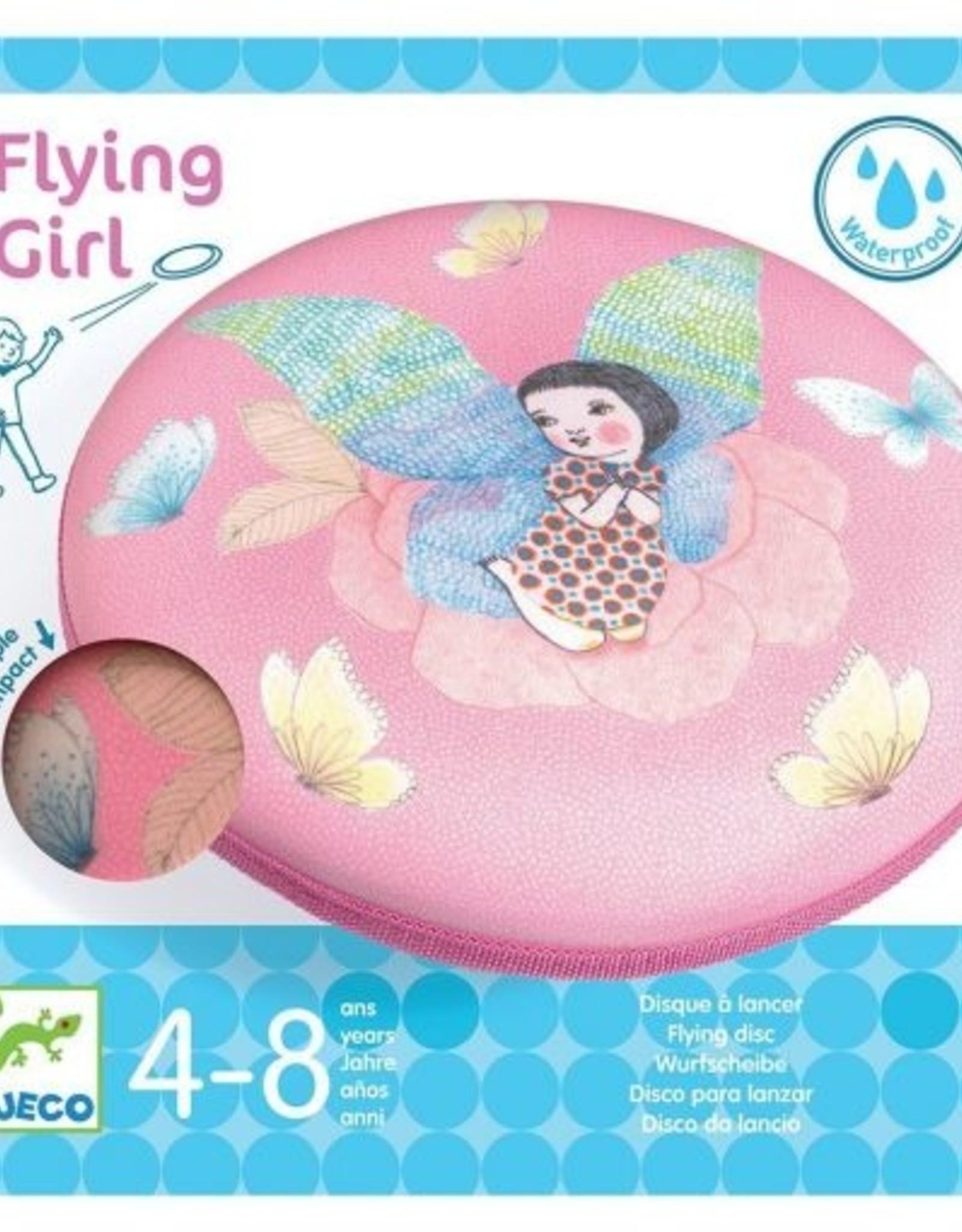 Djeco Djeco - Flying Girl Disc