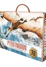 Sassi Pteranodon Book And 3D Model