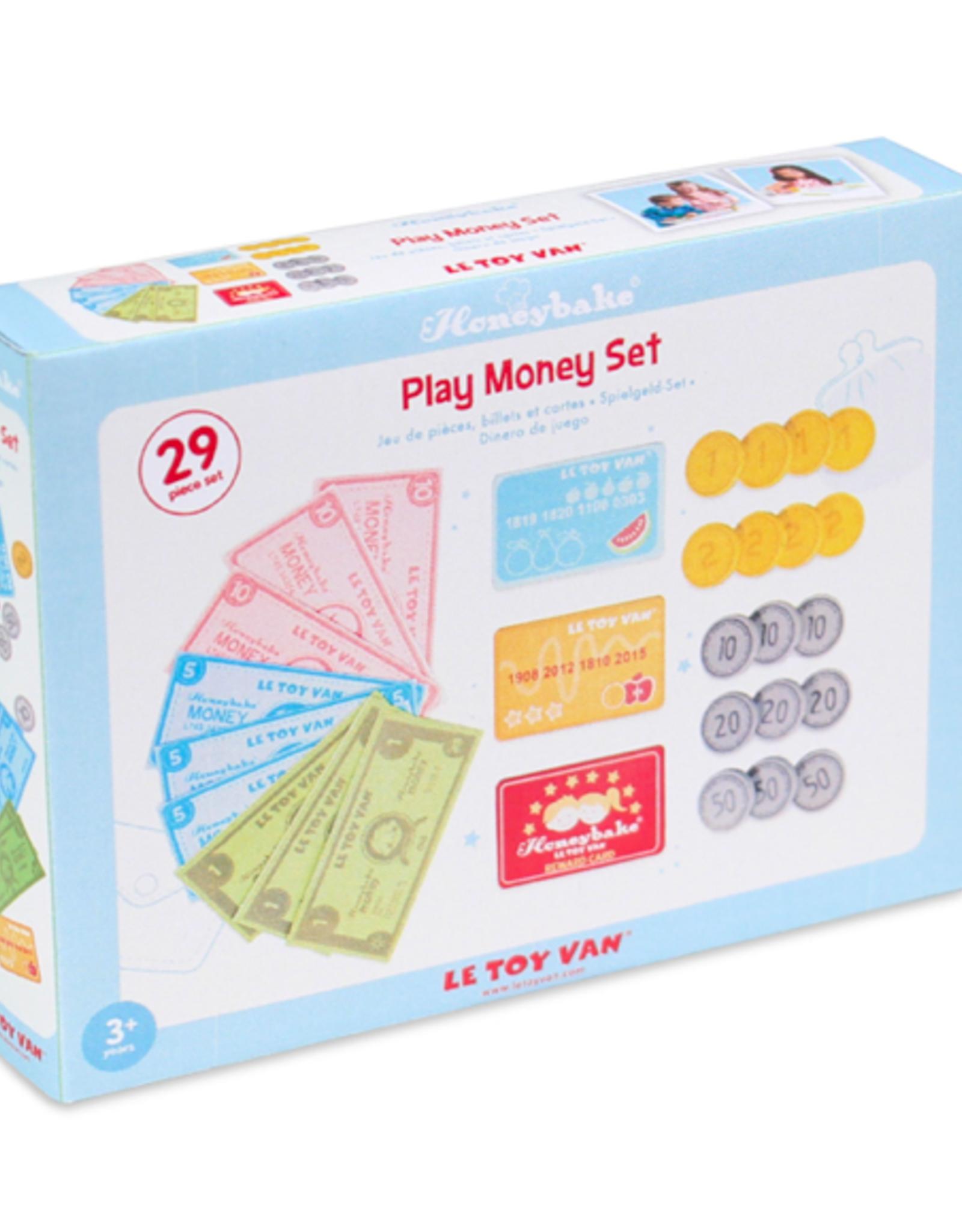 Le Toy Van Le Toy Van - Play Money Set