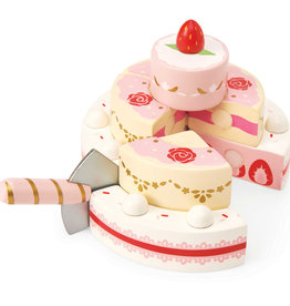 Le Toy Van Le Toy Van - Strawberry Wedding Cake