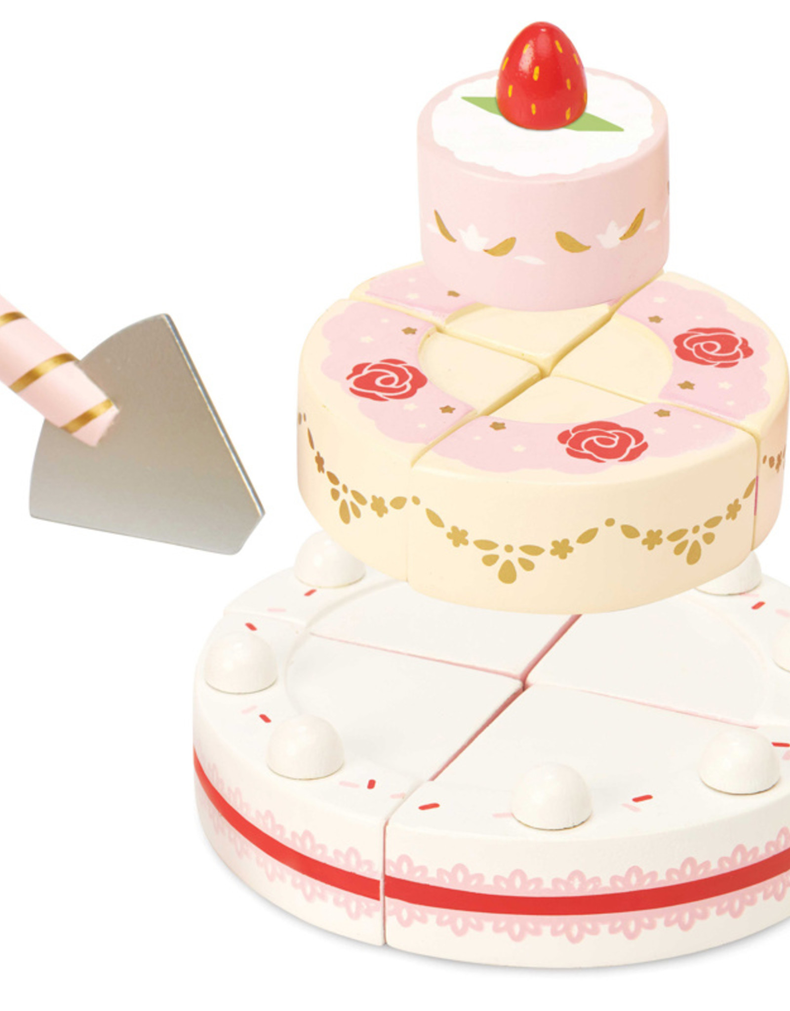 Le Toy Van Le Toy Van - Strawberry Wedding Cake