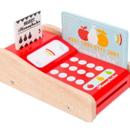 Le Toy Van Le Toy Van - Credit Card Machine