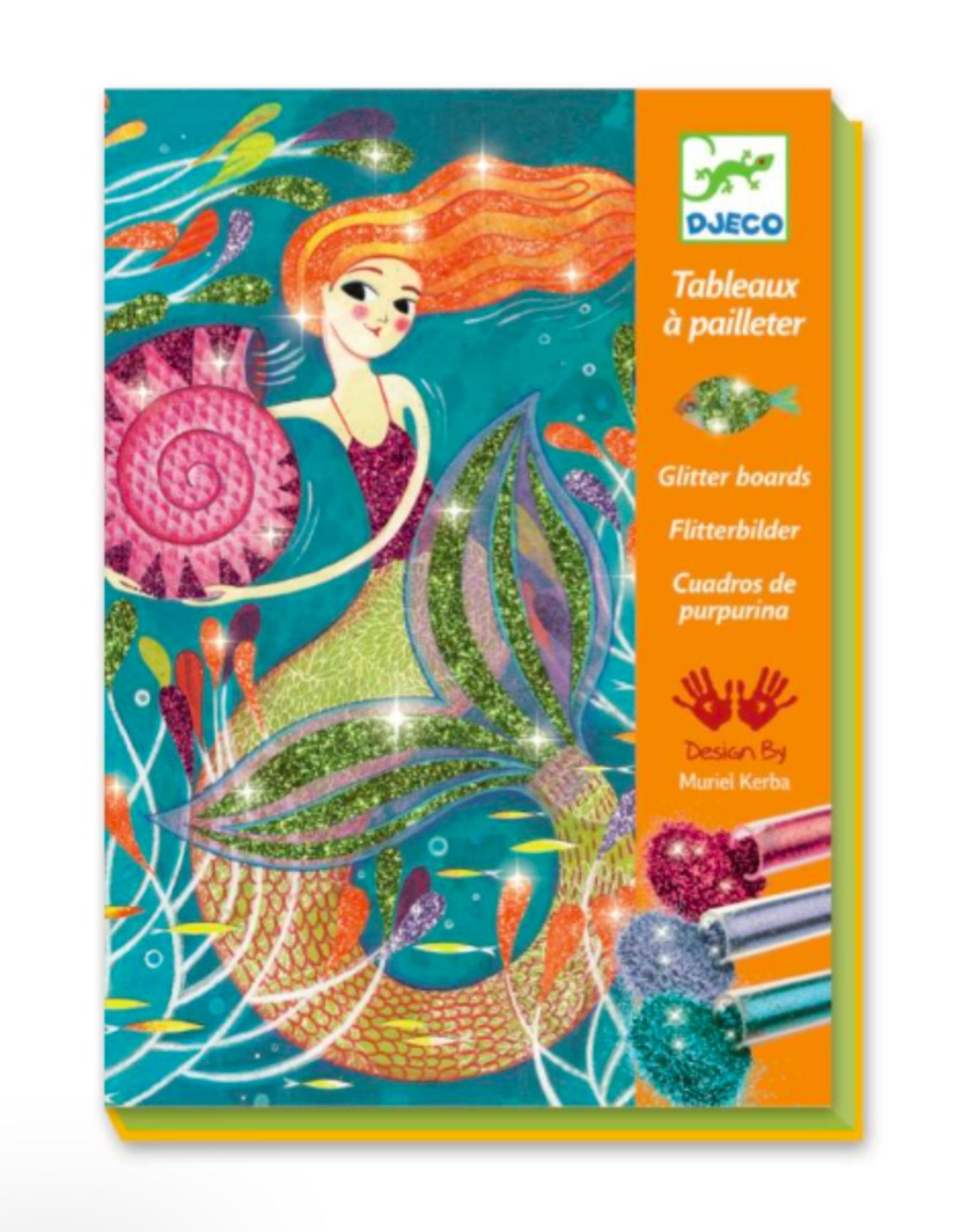 Djeco Djeco - Glitter Sand Mermaids