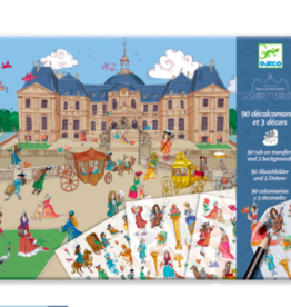 Djeco Djeco - Chateau Decals