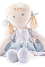 Bonikka Bonikka - Neva- Blonde Hair Blue Dress