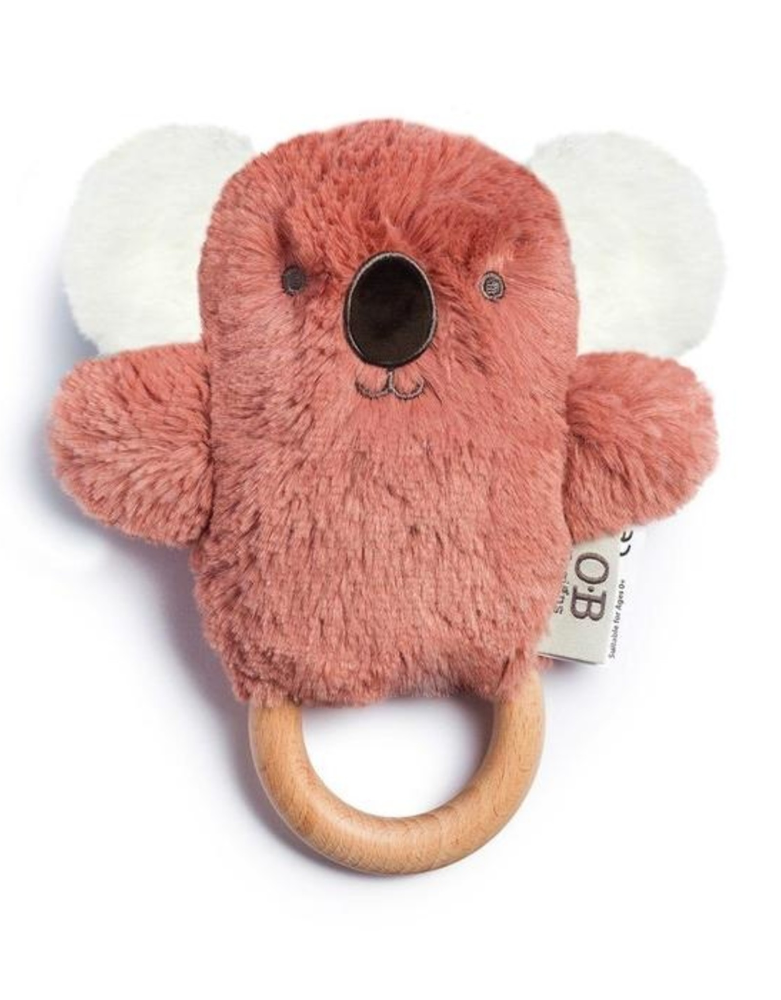 O B Designs O.B Designs - Wooden Teether Kate Koala