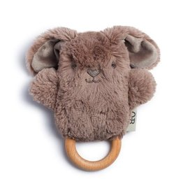 O B Designs O.B Designs - Wooden Teether Byron Bunny