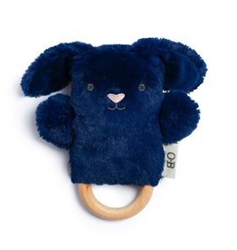 O B Designs O.B Designs - Wooden Teether Bobby Bunny
