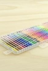 Kaisercraft Gel Pen Box 48 Colours