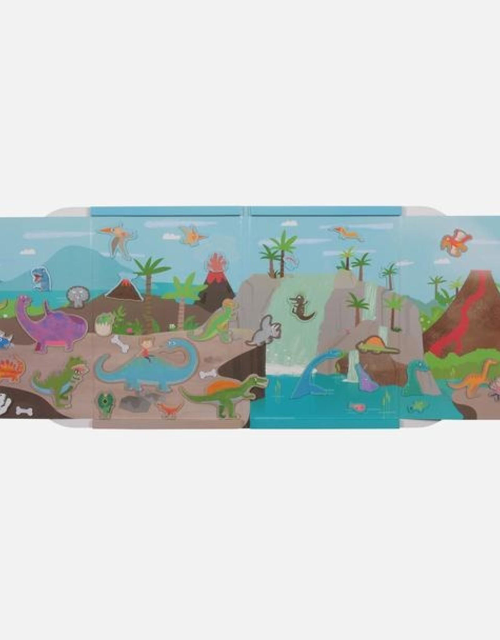Tiger Tribe Magna Carry - Dino World