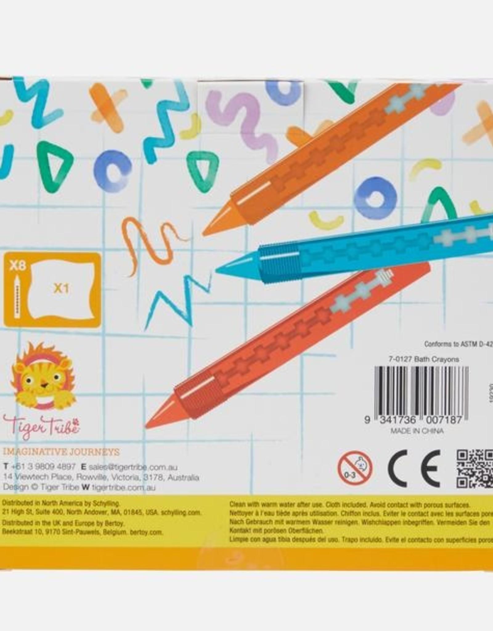 Tiger Tribe Tiger Tribe - Bath Crayons