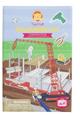 Tiger Tribe Tiger Tribe - Construction Colouring Set