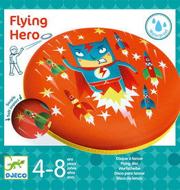Djeco Djeco - Flying Hero Disc