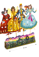 Djeco Djeco - Do It Yourself Cinderella  Puppets To Decorate