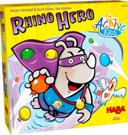 Haba HABA - Rhino Hero Active Kids