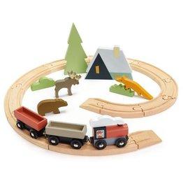 Tender Leaf Toys Tender Leaf Toys - Treetops Train Set