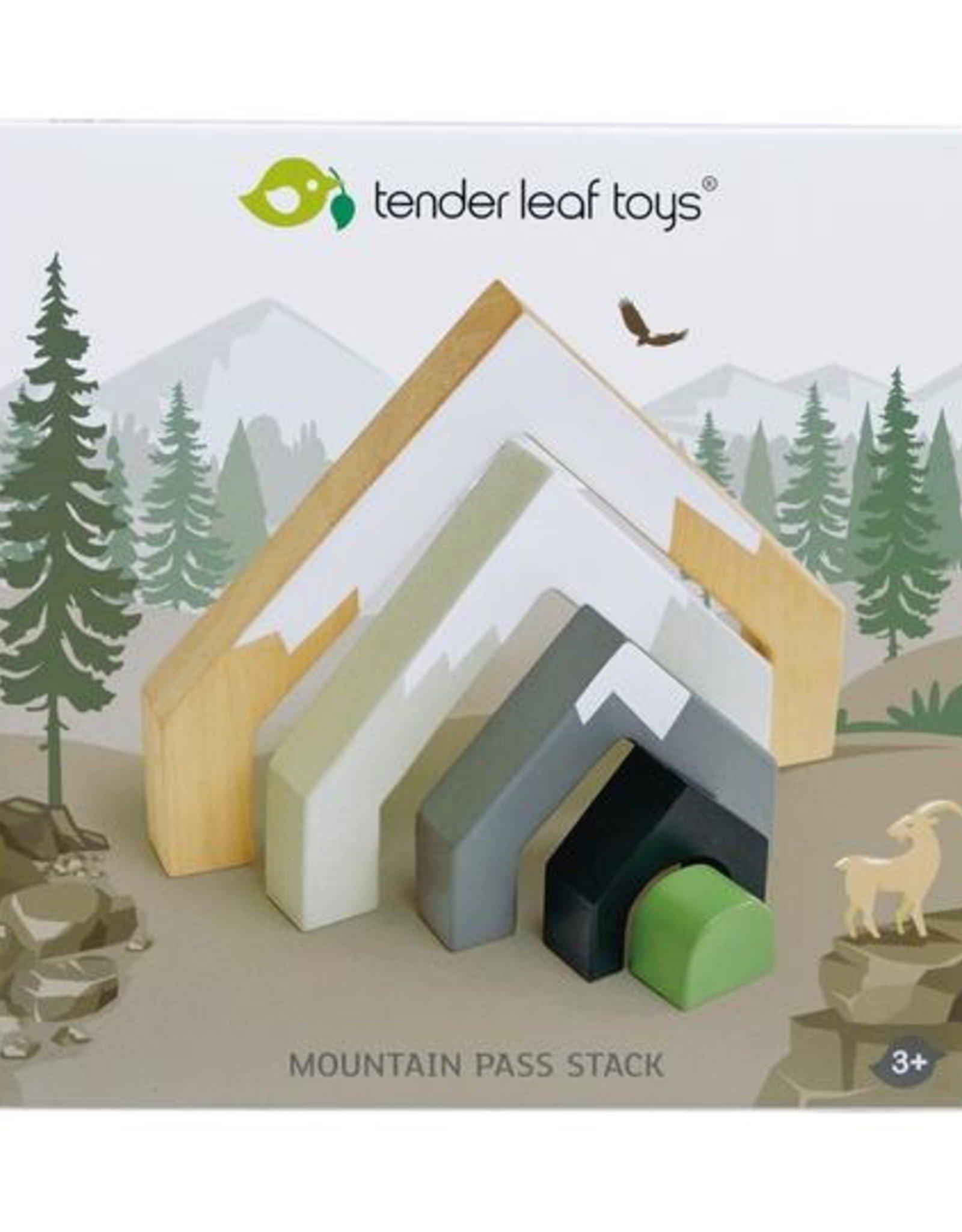 Tender Leaf Toys Tender Leaf - Mountain Pass Stack