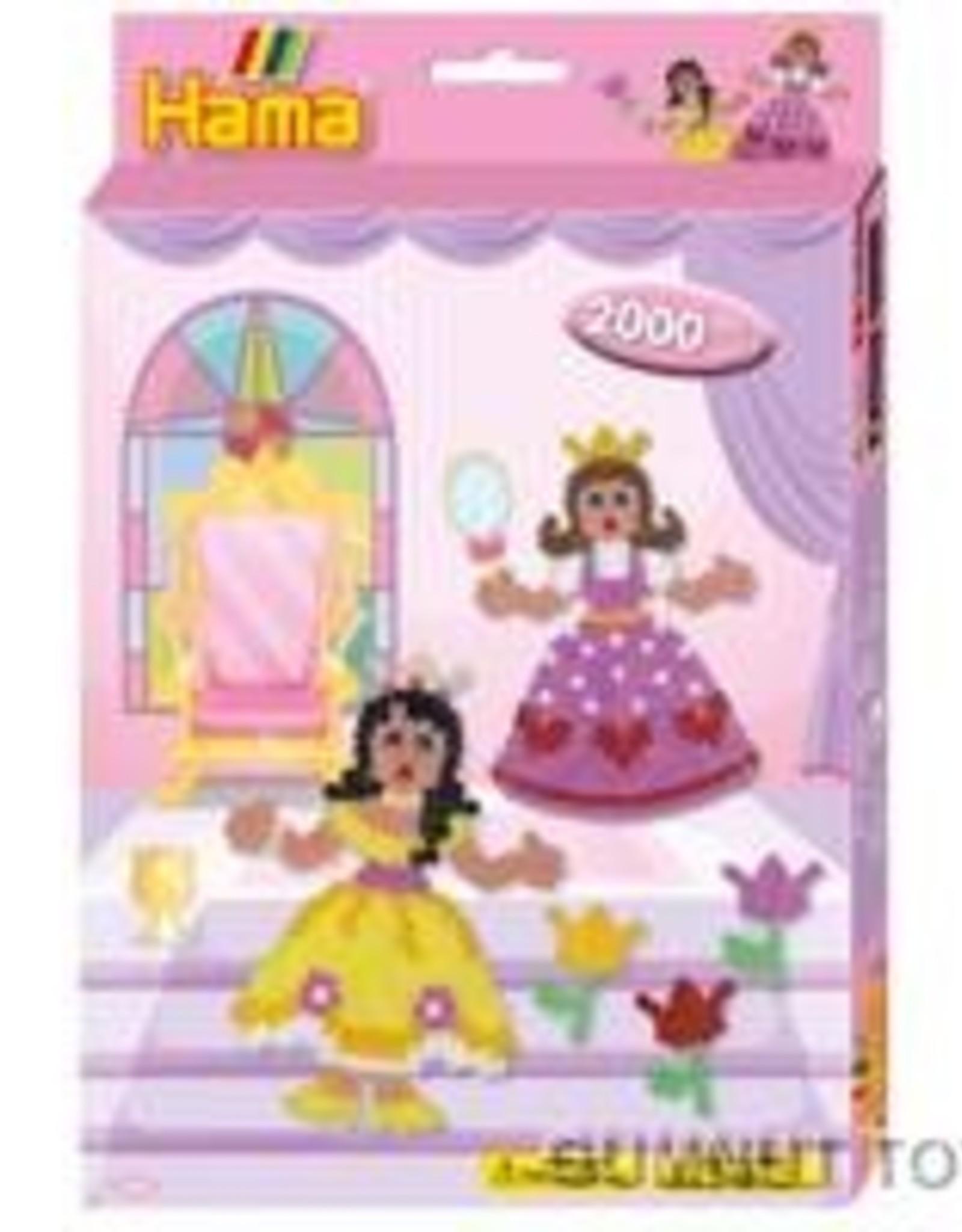 Hama Hama Bead Gift Box - Princess