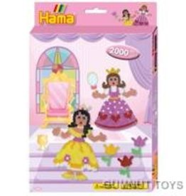 Hama Hama Bead Gift Box - Princess