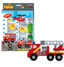 Hama Hama Bead Gift Box - Fire Fighters