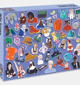90's Icon Puzzle 500 Pce