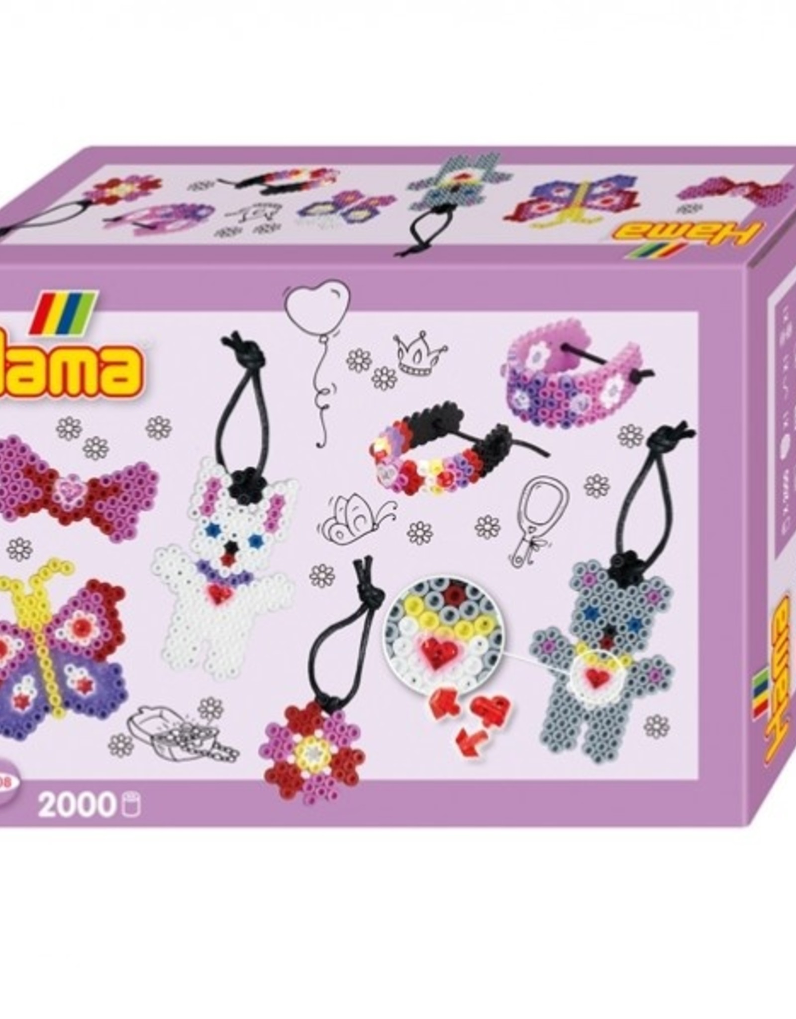 Hama Hama Bead Gift Box - Fashion Accessories