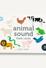 Two Little Duckings Two Little Ducklings - Animal Sounds Flash Cards