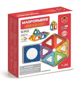 Magformers Magformers - Basic Plus 14 Set