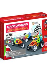 Magformers Magformers - Amazing Transform Wheel Set
