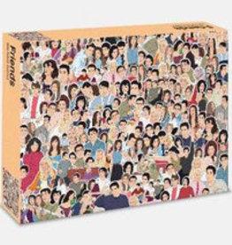Friends Puzzle 500 Pce