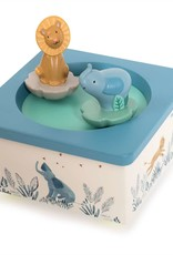 Moulin Roty Moulin Roty - Sous Mon Baobab Musical Box
